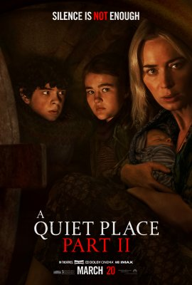 A Quiet Place Part II 2020 (Watch online free)