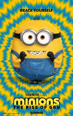 Minions: The Rise of Gru (2021) Free Streaming Online Australian