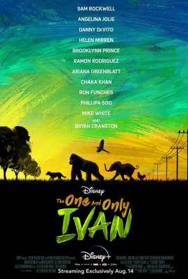 The One and Only Ivan (2020) Watch online free