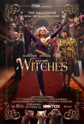 The Witches (2020 Watch online free)