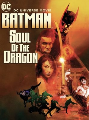 Batman: Soul of the Dragon (2021) Watch USA movies for free