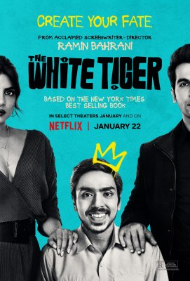 The White Tiger (2021) Watch this movies for free