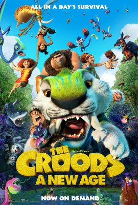 The Croods: A New Age (2020 Watch online free)