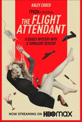 The Flight Attendant (2020) Watch New Series Online Free