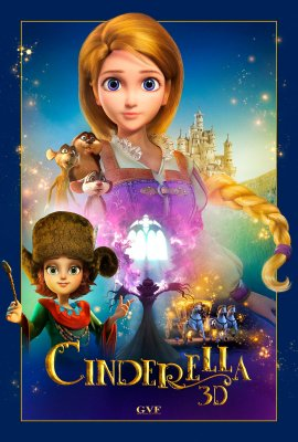 Cinderella and the Secret Prince (Watch movies online)