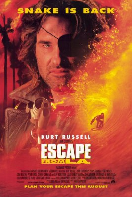 Escape from L.A. (Watch movies online)