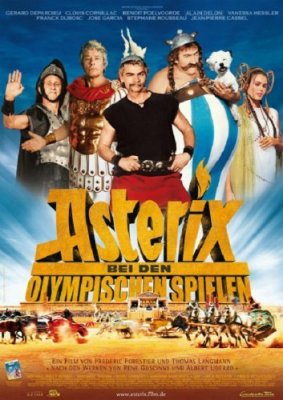 Asterix At The Olympic Games Watch Movies Online Free