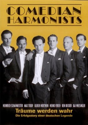 Comedian Harmonists (Watch movies online)