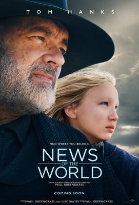 News of the World (2020 Watch online free)