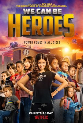 We Can Be Heroes (2020 Watch online free)