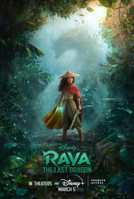 Raya and the Last Dragon (2021) Free Streaming USA