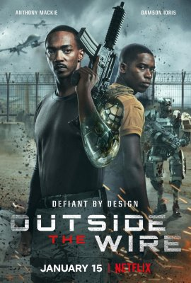 Outside the Wire (2021) Watch this movies for free