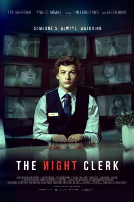 The Night Clerk 2020 (Watch online free)